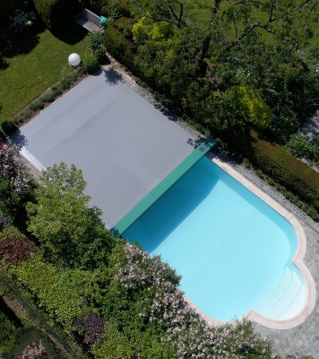 Couverture de piscine - Coverseal