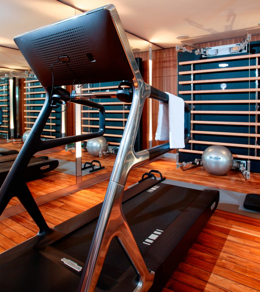Delvaux Wellness FITNESS