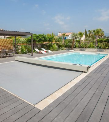 Poolabdeckung - Coverseal Italie