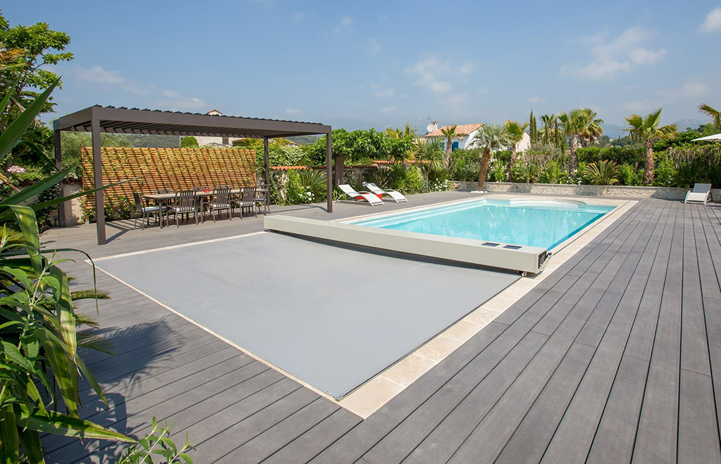 Couverture de piscine - Coverseal Italie