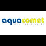 Logo Delvaux: aquacomet