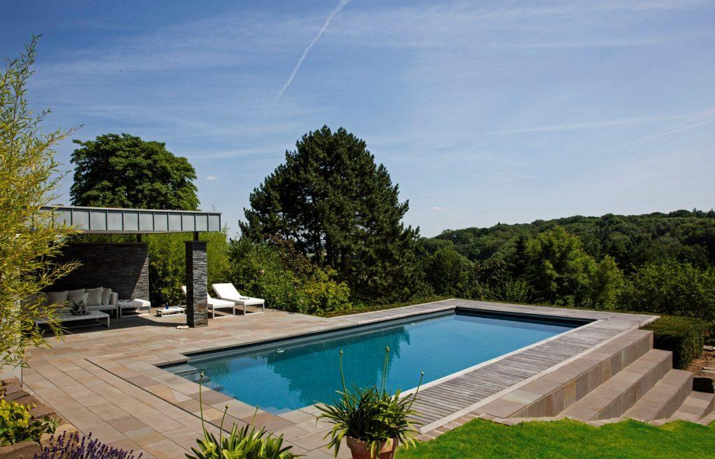 Delvaux Piscines riviera pool 10